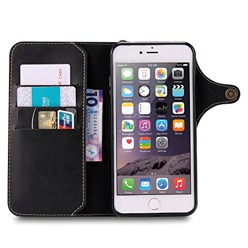custodia iphone 6 a libro sottile