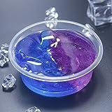 SO-buts Crystal Clay Fluffy Slime Toys, barato perfumado transparente...