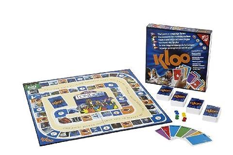 Race to London de KLOO – Le jeu de plateau
