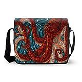 Scarica Libro Octopus Oxford Fabric messenger bag (PDF,EPUB,MOBI) Online Italiano Gratis
