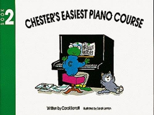 Chester S easiest piano Course Vol.2