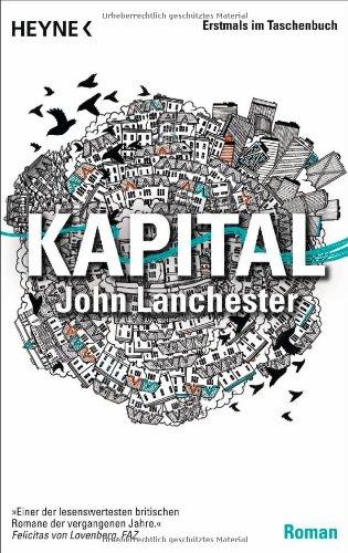 Buchseite und Rezensionen zu 'Kapital: Roman' von John Lanchester
