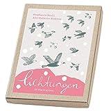 Lichtungen - Postkartenset: 18 Postkarten im Karton