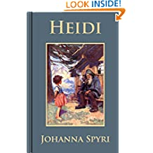 Heidi (Finnish Edition)