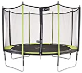 Kangui - Trampoline de jardin 426 cm + filet de sécurité JUMPI POP 430