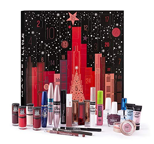 Maybelline New York Beauty Adventskalender 2019