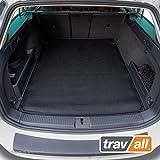 Travall Liner Kofferraumwanne TBM1124 - Maßgeschneiderte Gepäckraumeinlage mit Anti-Rutsch-Beschichtung
