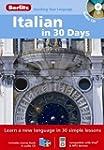 Berlitz Language: Italian In 30 Days...