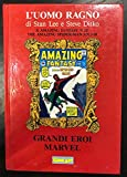 Grandi Eroi Marvel Vol.2 Comic Art L'uomo Ragno