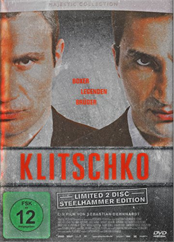 Neue Joe Boxer (Klitschko - Boxer, Legenden, Brüder - 2 DVD Steelhammer Edition)