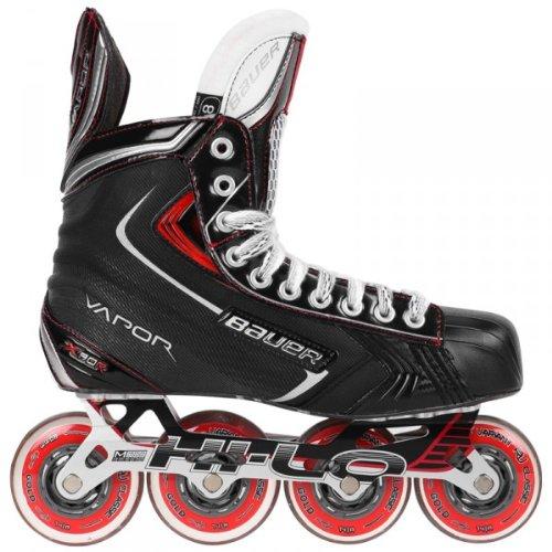 Bauer X90R Sr. Inline Hockey Skates, Storlek:11 = 47;larghezza:EE