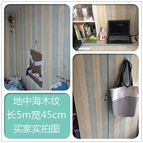 Wallpaper addensato paesaggio camera da letto sfondo