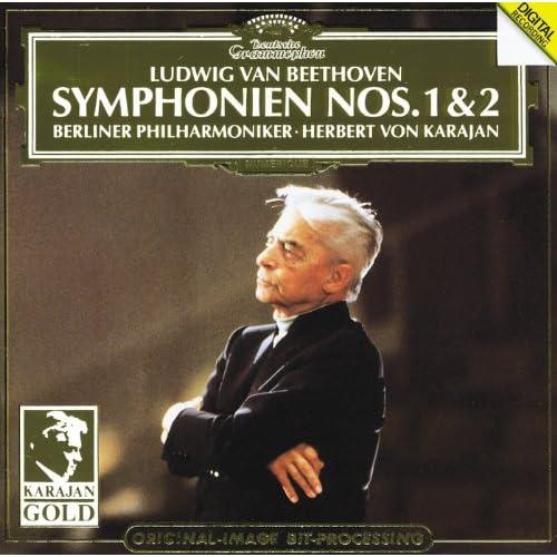 Beethoven: Symphony No.1 In C, Op.21 - 4. Finale (Adagio - Allegro molto e vivace)