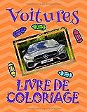 Livre de Coloriage Voitures ✌: Voitures Livre de Coloriage pour les garçons 4-8 ans! ✎