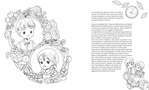 Hänsel E Gretel Colouring Book Whitestar