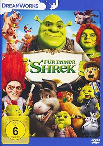 Für immer Shrek - Das große Finale Shrek Dvd Von Amazon