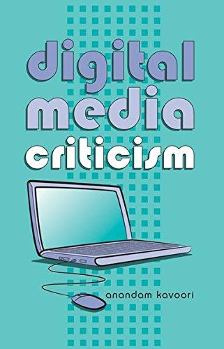 Digital Media Criticism PDF Books