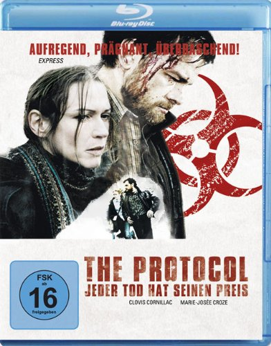 Bild von The Protocol - Jeder Tod hat seinen Preis [Blu-ray]