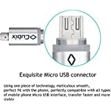 Cubix Cable (Micro USB - Android, C005 Silver)