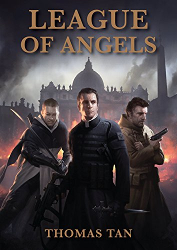 LEAGUE OF ANGELS (English Edition)