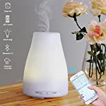 E-Diffuser Smart Aroma Essential Oil Diffuser is a smart aroma diffuser that connects with Android, iPhone and iPad, providing completely new experience for aroma lover. E-Diffuser utilized the latest Bluetooth 4.0 technology and support mostly Apple...