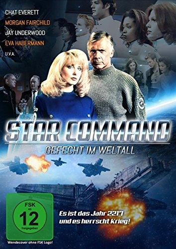 Bild von Star Command - Gefecht im Weltall (Science-Fiction-Film mit Jay Underwood und Morgan Fairchild)