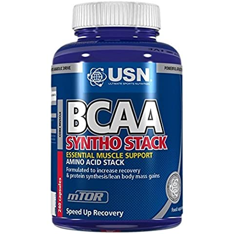 BCAA Syntho Stack - 240 caps by USN M by USN