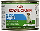 Royal Canin Hundefutter Mini Adult Light, 195g