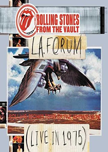 Rolling Stones - From the Vault - L.A. Forum(+2CD)