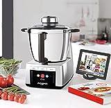 Magimix Cook Expert Robot de cuisine avec fonction cuisson, chrome satiné, multifonction