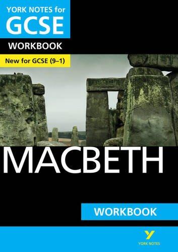 Macbeth: York Notes for GCSE Workbook: Grades 9-1
