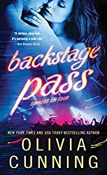 Backstage Pass: [series title] Sinners on Tour by Olivia Cunning (2016-06-07)