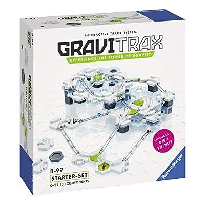 Ravensburger GraviTrax : Starter Set Circuit, Billes, Action,créativité,Jeu de Construction, 27597, Néant