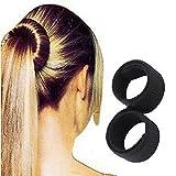 #8: Artifice Hair Donut Bun Maker Magic Tool Sweet French Dish Roller Hair Head Band