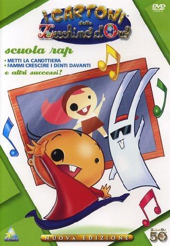 I cartoni dello Zecchino d'oro - Scuola rapVolume03 usato  Spedito ovunque in Italia