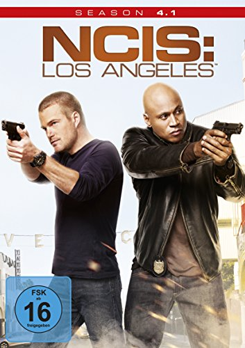 NCIS: Los Angeles - Season 4.1 [3 DVDs] - Ncis Staffel 4 La