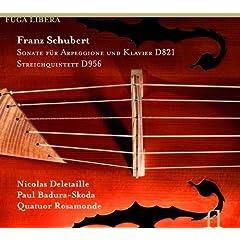 String Quintet in C Major, D. 956: III. Scherzo: Presto - Trio: Andante sostenuto - Scherzo: Presto