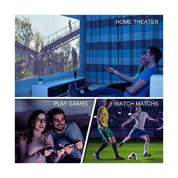 Artlii-Energon-Rtroprojecteur-Fonction-Zoom-Vidoprojecteur-Full-HD