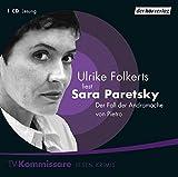 TV-Kommissare: Der Fall der Andromache von Pietro - CD - Sara Paretsky