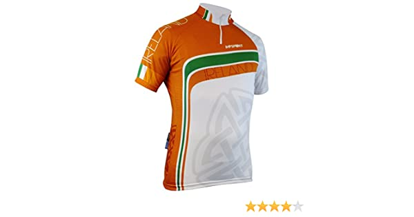 Impsport Ireland National Cycling Jersey Mens /& Ladies Sizes
