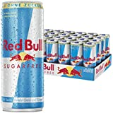 Red Bull Sugarfree Energy Drink, 24er Pack, Einweg (24 x 250 ml )