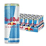 Produkt-Bild: Red Bull Sugarfree Energy Drink, 24er Pack (24 x 250 ml)