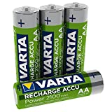 Power Accu - Batterie 4 x AA Typ NiMH 2100 mAh