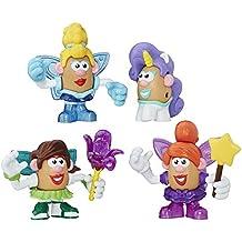 Playskool amigos señora Potato Head Magic y Mash)