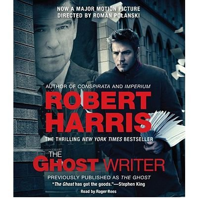 [(The Ghost Writer)] [by: Robert Harris]