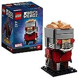 #9: Lego 41606 Star-Lord BrickHeadz Disney Marvel