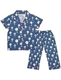 CrayonFlakes - Camiseta de pijama - Manga corta - para niña