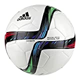 Adidas conext15repart Ball, Herren, Weiß/Schwarz/Rot/Grün, Größe 5