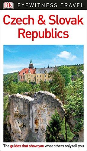 Czech And Slovak Republic. Eyewitness Travel (Eyewitness Travel Guides) por Vv.Aa