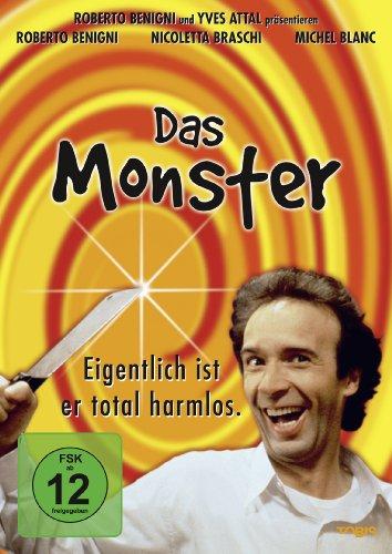 Bild von Das Monster